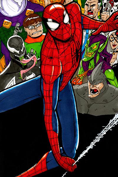 Spider-Man & Villains